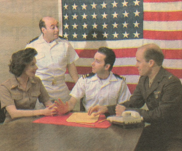 Publicity picture for A FEW GOOD MEN