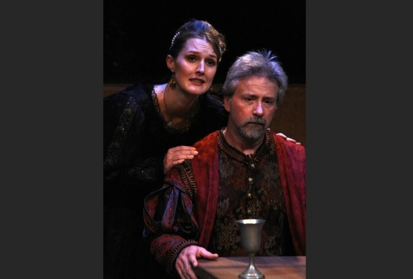 Geoff Fiorito, actor, stage, play, A King's Legacy